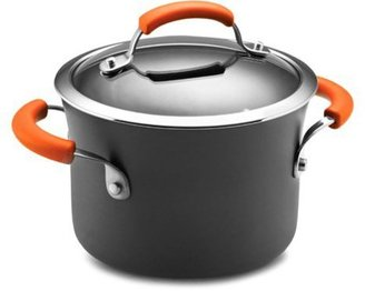 Rachael Ray 3-qt. Nonstick Hard Anodized II Sauce Pot