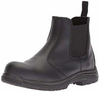 Avenger Safety Footwear Avenger 7408 Leather Comp Toe Slip-On EH Work Shoe