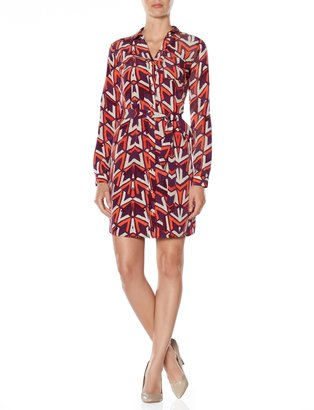 The Limited OBR Batik Print Shirtdress