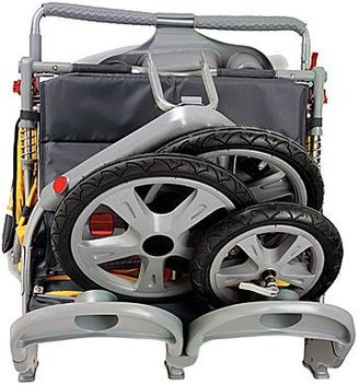 JCPenney InStep® Grand Safari Double Jogging Stroller