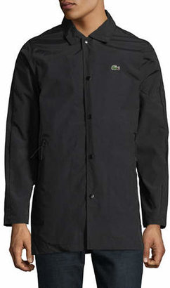 Lacoste Long Sleeve Snap Button Jacket
