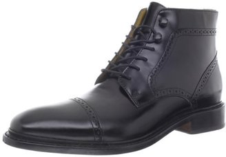Johnston & Murphy Men's Hutchins Cap Toe Boot