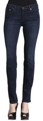 AG The Stilt Cigarette Jeans, Free $164 thestylecure.com