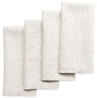 JCPenney Holiday Shimmer Set of 4 Napkins