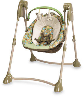 Graco Swing By Me™ Portable Swing (Zooland™)