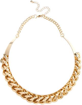 Asos Chain Torque Necklace