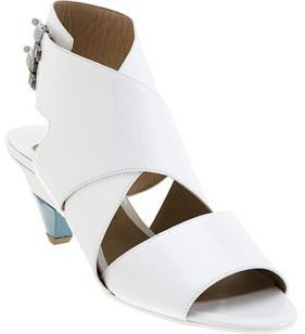 Chloé Thick Strap Wedge