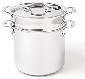 All-Clad Stainless Steel Pasta Pentola