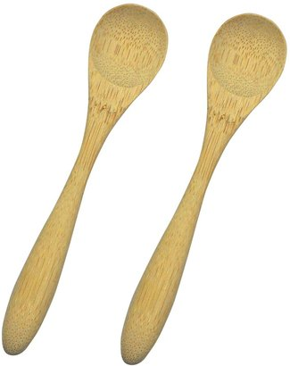 green sprouts by i play. Bamboo Spoon - 2 ct