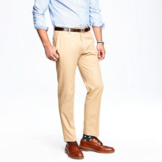 Ludlow classic suit pant in Italian chino