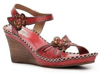 Spring Step Lilith Wedge Sandal