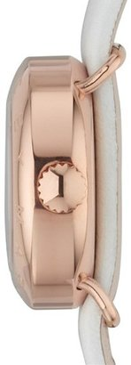Marc by Marc Jacobs 'Amy Dinky' Leather Strap Watch, 20mm