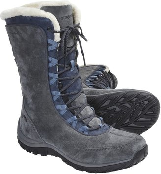 Patagonia Lugano Lace High Winter Boots - Waterproof, Insulated (For Women)