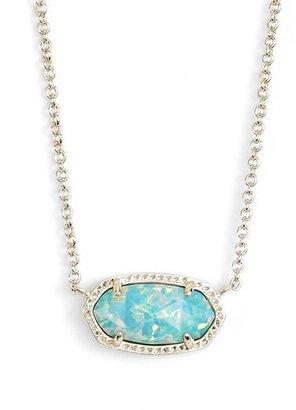 Women's Kendra Scott 'Elisa' Pendant Necklace $50 thestylecure.com