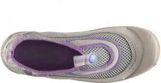 Cudas Women's Flatwater Water Shoe -Grey/Purple