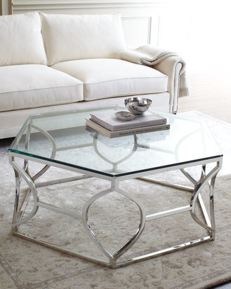 """Horchow """"Paxton"""" Coffee Table"""