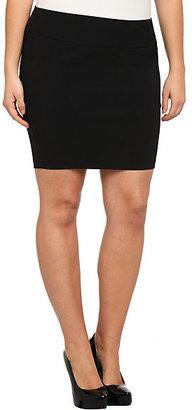 Torrid Basic Black Mini Skirt