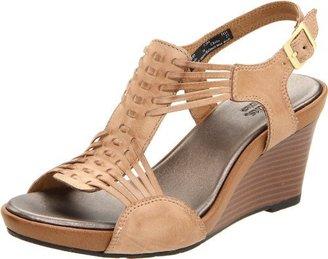 Clarks Women's Star Gaze Wedge Sandal