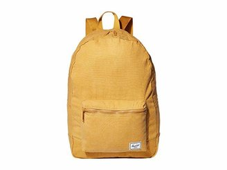 Herschel Packable Daypack (Black 3) Backpack Bags