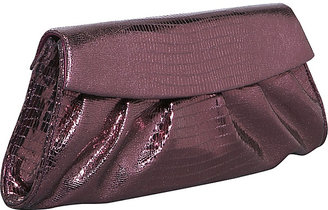 Inge Christopher Kate Leather Clutch