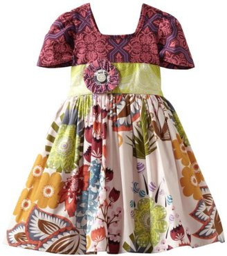 Moxie & Mabel Baby-girls Infant Charlotte Dress With Sleeve