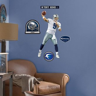 Fathead Junior Dallas Cowboys Tony Romo Wall Decal