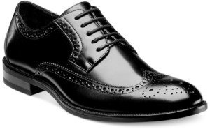 Stacy Adams Men's Garrison Wing-Tip Oxford Men's Shoes