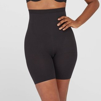 ASSETS by SPANX Women's High-Waist Mid-Thigh Super Control Shaper -