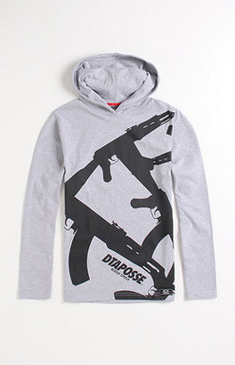 Rogue Status Strapped Hooded Shirt