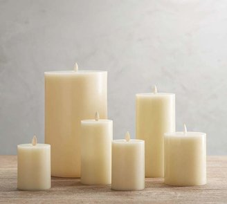 Premium Flicker Flameless Wax Candles