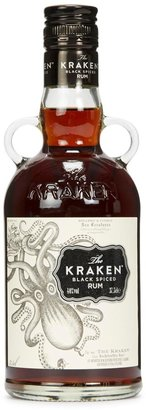The Kraken Black Spiced Rum Half Bottle