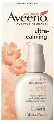 Aveeno Active Naturals Ultra-Calming Daily Moisturizer SPF 15