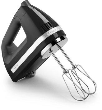 KitchenAid Onyx Black Hand Mixer