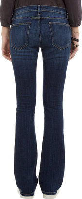 Current/Elliott Slim Boot-cut Jeans - BEACON