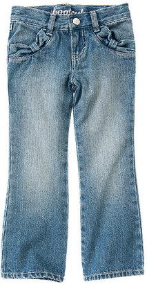 Gymboree Bow Pocket Bootcut Jean