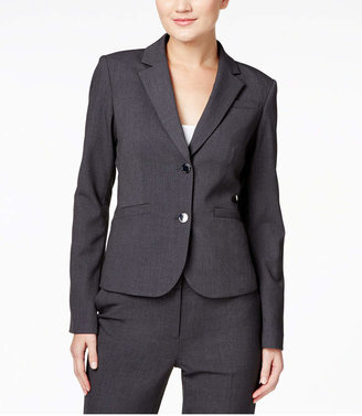 Calvin Klein Two-Button Blazer $89.98 thestylecure.com
