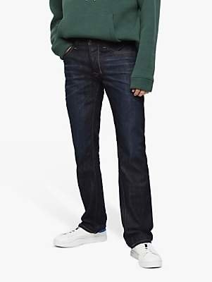 Diesel Larkee Straight Jeans, Mid Wash 806W