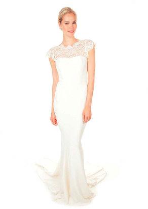 bridal dresses, lace wedding dress