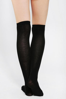 Urban Outfitters Skeleton Knee-High Sock