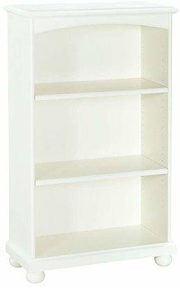 Pottery Barn Kids Catalina 3-Shelf Bookcase, Simply White