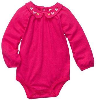 Osh Kosh butterfly floral bodysuit - baby