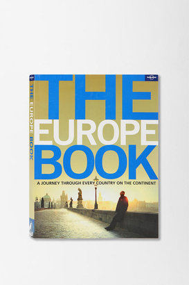 Urban Outfitters The Europe Book By Lonely Planet