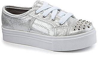Steve Madden Girls ́ J-Brandy Studded Sneakers
