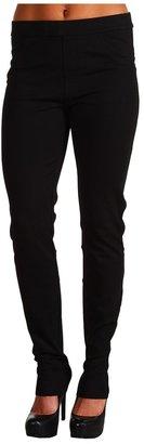 Sanctuary Grease Ponte Pant (Black) - Apparel