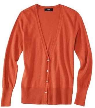 Ultrasoft Mossimo® Women's V-Neck Cardigan - Assorted Colors
