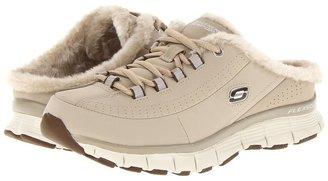Skechers Flex Fit - Over Time (Stone/Brown) - Footwear