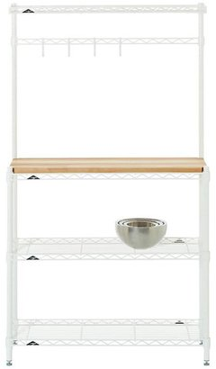 Container Store Baker's Rack Black