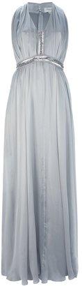 Temperley London embellished maxi dress