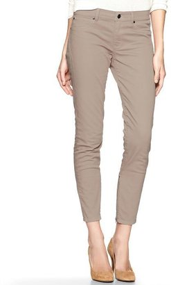 Gap 1969 Ankle Zip Legging Jeans