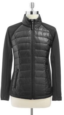 Calvin Klein Quilted Puffer Coat